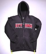 STAY STRONG DMC ZIP-UP HOOD