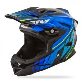 FLY RACING DEFAULT BLACK/BLUE