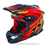 """SALE""FLY RACING DEFAULT BLACK/RED"