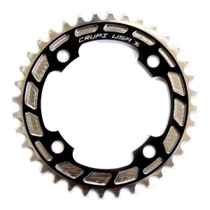画像1: CRUPI BMX RACING CHAINRING(PCD104) 4-BOLT