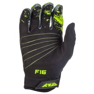 画像2: FLY-16 Youth Gloves Hi Vis(Neon Yellow)