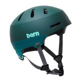 BERN MACON2.0  MATTE RETRO FOREST GREEN