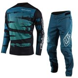 2021 Troy Lee Designs YOUTH SPRINT JERSEY/PANT SET(MARINE)